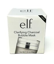 ELF e.l.f. Clarifying Charcoal Bubble Mask 50g - New In Box
