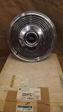 "NOS 71-72 Chevy Monte Carlo Caprice 15"" Wheel Cover Hubcap 3988171 Hub Cap"