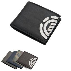 Element Geldbörse Portemonaie Daily Wallet, verschiedene Farben