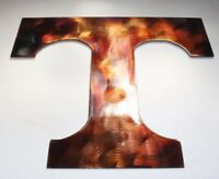 University of Tennessee  Metal Wall Art
