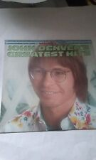 JOHN DENVER RECORD GREATEST HITS VOLUME 2 RCA VICTOR # CPL1-2195 1977