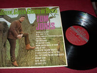 Tom Jones:  Green Green Grass of Home Rare AUSTRALIAN Stereo unboxed Decca LP