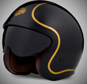 Genuine Harley Davidson 3/4 helmet Bougie sun shield 98171-20EX