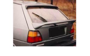 Heckspoiler, Spoiler, Flügel passend für VW GOLF 2 II  tuning-rs.eu