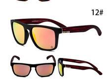 Hot con caja QuikSilver 17 Colores Elegante Hombres Mujeres Al Aire Libre Gafas de sol UV400