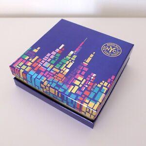 BOND No 9 EMPTY BOX ONLY NEW YORK NIGHTS EAU DE PARFUM 100ml 3.3 FL Oz MADE USA