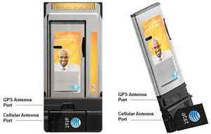 AT&T PCMCIA / PC Card Aircard - Sierra 890 - 3G Mobile Internet Modem UNLOCKED