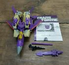 Transformers Generations IDW Thrilling 30 Voyager Class Blitzwing Complete