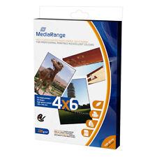 MediaRange CARTA FOTOGRAFICA PAT LUCIDA 220g 100x150mm 50 fogli MRINK104