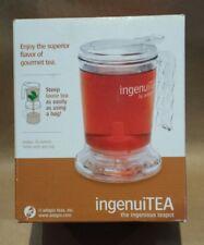 Adagio Teas ingenuiTEA Iced Tea Teapot 16 oz. Bottom Dispensing NEW
