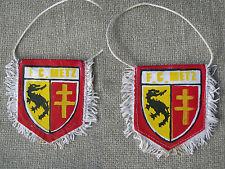 fanion  FC metz 80's