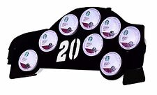 Nascar Matt Kenseth Black 8 K Cup Dispenser Coffee Keurig tree pod holder