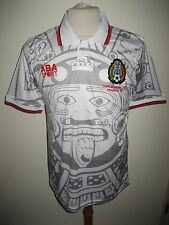 Mexico ABA 1998 away football shirt soccer jersey trikot camiseta futbol size L