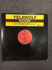 "Yelawolf Kickin' 12"" Promo Vinyl Hip-Hop 2007 Single Rap MGK G-Eazy Dirty South"