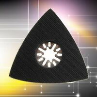Schleifplatte Schleifteller Schleifscheibe für Dreieckschleifer   Neu! FY