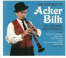 THE VERY BEST OF ACKER BILK INCLUDING THAT'S MY HOME, LONELY, SUMMER SET & MORE