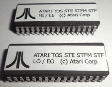 ATARI ST STE MEGA STE TOS ROMS 2.06 COMPUTER OPERATING SYSTEM UPGRADE MIDI