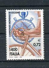 Italia 1999 Campionati Mondiali di ciclismo MNH