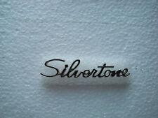 Small Silvertone Guitar Logo  ( S).