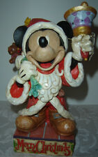 Disney Traditions Mickey Mouse as Old St Mick – New