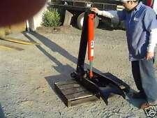 "hydraulic excavator thumb, 12""x40"" for excavator 12000 - 16000 lb NEW"
