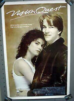 Original 1-Sheet Movie Poster 1985 VISION QUEST Matthew Modine-Rolled (MHPO-657)