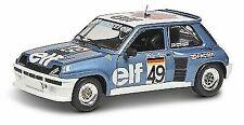 Solido Renault 5 Turbo No. 49 Coupe Européenne 1981 Walter Röhrl Echelle 1:18 Voiture Miniature - Bleue