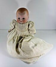Antique German A&M Armand Marseille Dream Baby in Antique Dress