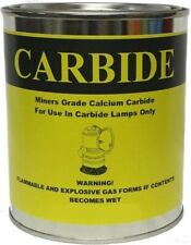 Calcium Carbide 1lb.