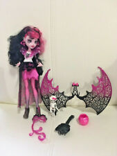 Monster High Ghouls Rule Draculaura Doll With Accessories