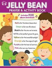 JELLY BEAN PRAYER & ACTIVITY BOOK - TWIN SISTERS PRODUCTIONS (COR) - NEW BOOK