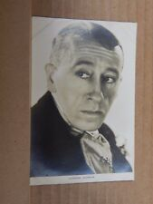 Film Star Postcard Gordon harker Film Weekly 112. Real Photo unposted