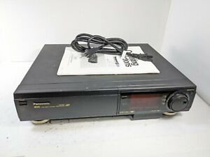 Panasonic AG-1970 SVHS VCR - Only produces Black & White output - Parts Only