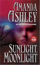 Sunlight Moonlight 1997 Amanda Ashley paperback Paranormal Romance
