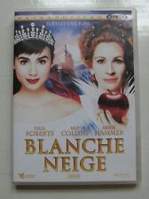 DVD BLANCHE NEIGE - Julia ROBERTS / Lily COLLINS