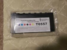 Epson T0557 PictureMate Compatible Photo Cartridge Factory Sealed