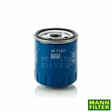 ÖLFILTER CITROEN MANN-FILTER W716/1