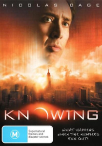 Knowing (DVD) NEW/SEALED