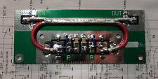 70 MHz LPF tandem match Directional coupler bridge for LDMOS amplifier