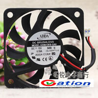 For ADDA AD0612HB-GA0 6010 12V 0.25A  fan