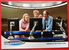 THUNDERBIRDS (The 2004 Movie) - Card#47 - Gasping For Air - Cards Inc 2004