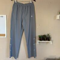 Coolibar UPF 50+ Mens Outpace Sport Pants Size Medium Sun Protection Gray