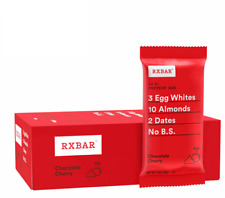 Set of 6 Box Rxbar Protein Bars 72 Bars Total | Choose Flavor | FRESH!!