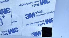 50Pcs 14x14mm Pegatina de cinta adhesiva de doble cara Térmica Disipador térmico de pantalla cpu