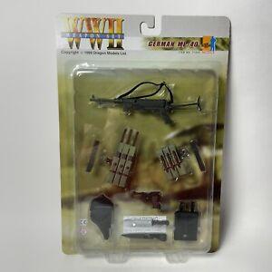 Dragon Military Action Figure German WW2 Weapon Set German MP-40 71009 SEALED