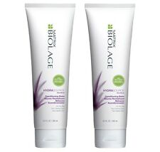 2 x Matrix Biolage HYDRASOURCE Conditioning Balm 9.5 Fl.oz / 280ml