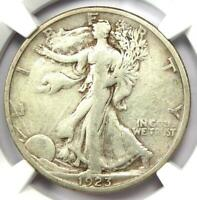 1923-S Walking Liberty Half Dollar 50C - Certified NGC VF30 - Rare Date!