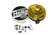 HELLA COMET 500FF KIT SPOT DRIVING LAMP LIGHT + COVERS RALLY JEEP TRUCK CAR PAIR
