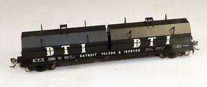 Red Caboose #RR-32506-17 Evans Coil Steel Car DT&I #1391 1/87 HO Scale