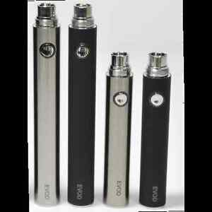 Kanger eVod eVod2 650 / 1000mah Box Mod e Zigarette Akkuträger Akku Vape